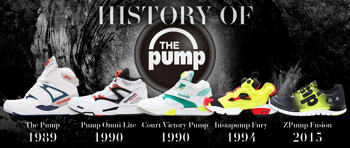 History of the Pump Shoe